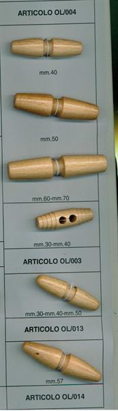 28 - Olive legno